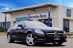 2012_Mercedes-Benz_CLS-Class_4DR SDN 4.6L_ Wichita Falls TX