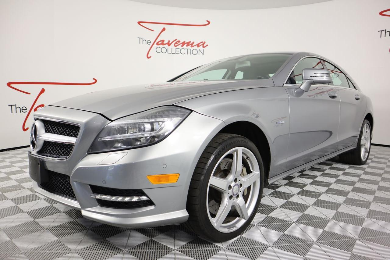 2012 Mercedes-Benz CLS-Class CLS 550 Coupe 4D Hollywood FL