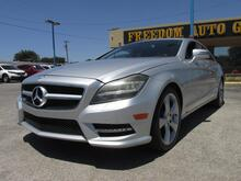 2012_Mercedes-Benz_CLS-Class_CLS 550_ Dallas TX