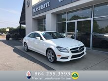 2012_Mercedes-Benz_CLS-Class_CLS 550_ Greenville SC