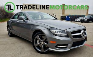 2012_Mercedes-Benz_CLS-Class_CLS 550 NAVIGATION, REAR VIEW CAMERA, LEATHER, AND MUCH MORE!!!_ CARROLLTON TX