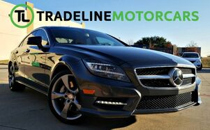 2012_Mercedes-Benz_CLS-Class_CLS 550 NAVIGATION, SUNROOF, BLIND SPOT MONITOR, AND MUCH MORE!!_ CARROLLTON TX