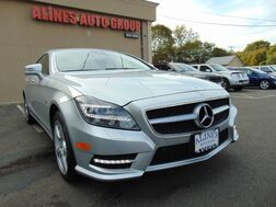2012_Mercedes-Benz_CLS-Class_CLS 550_ Patchogue NY
