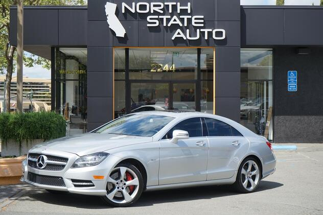 2012_Mercedes-Benz_CLS-Class_CLS 550_ Walnut Creek CA