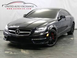 2012_Mercedes-Benz_CLS-Class_CLS 63 AMG / 5.5L Bi-Turbo V8 Engine / Navigation / Sunroof / Parking Aid with Rear View Camera / Bluetooth_ Addison IL