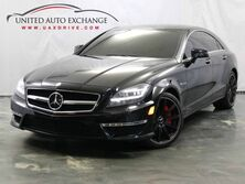 Mercedes-Benz CLS-Class CLS 63 AMG / 5.5L Bi-Turbo V8 Engine / Navigation / Sunroof / Parking Aid with Rear View Camera / Bluetooth Addison IL