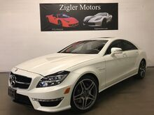 2012_Mercedes-Benz_CLS-Class_CLS 63 AMG low miles 24kmi Clean Carfax_ Addison TX