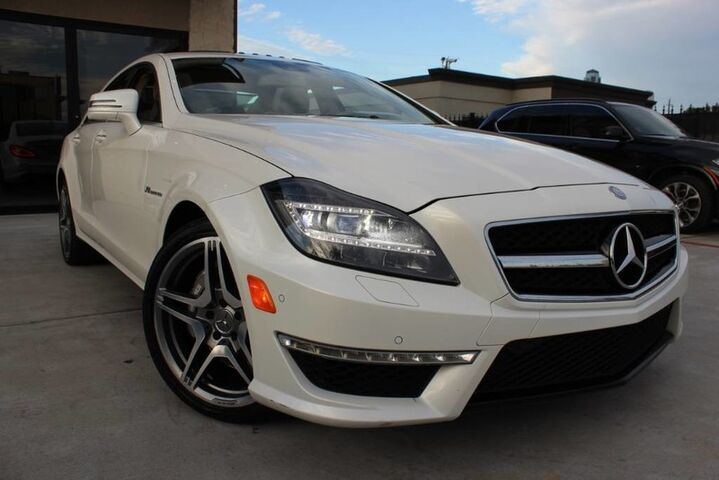 2012 Mercedes-Benz CLS-Class CLS 63 AMG,1 OWNER,CLEAN CARFAX,16 SERVICE RECORDS! Houston TX