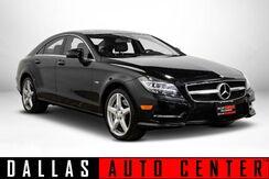 2012_Mercedes-Benz_CLS-Class_CLS550_ Carrollton TX
