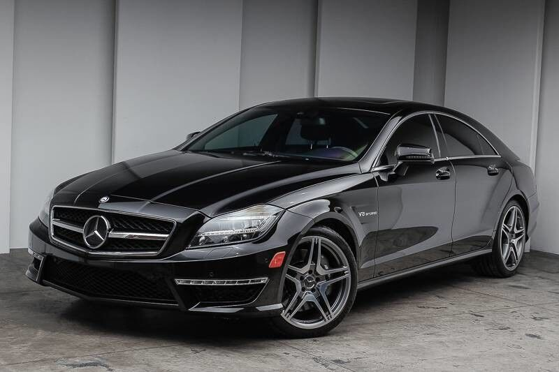 2012 Mercedes Benz CLS Class CLS63 AMG Akron OH ...