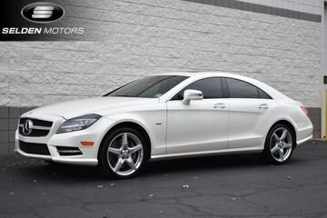 2012_Mercedes-Benz_CLS550_4Matic_ Willow Grove PA