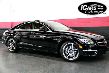 2012_Mercedes-Benz_CLS63 AMG_4dr Sedan_ Chicago IL