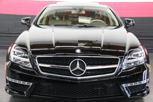 2012 Mercedes-Benz CLS63 AMG 4dr Sedan Chicago IL
