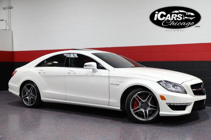 2012 Mercedes-Benz CLS63 AMG Performance Package 4dr Sedan Chicago IL