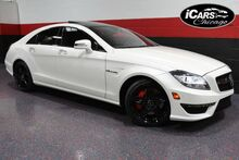 2012 Mercedes-Benz CLS63 AMG Performance Package 4dr Sedan