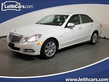2012_Mercedes-Benz_E-Class_4dr Sdn E 350 Luxury 4MATIC®_ Cary NC