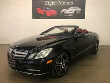 2012_Mercedes-Benz_E-Class Cabriolet_E 350 Cabriolet AMG Sport Low miles Clean Carfax_ Addison TX