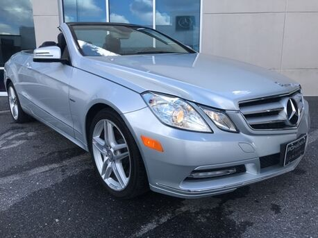 2012_Mercedes-Benz_E-Class_E 350 ** CONVERTIBLE **_ Salisbury MD