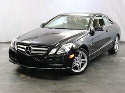 2012_Mercedes-Benz_E-Class_E 350 Coupe_ Addison IL