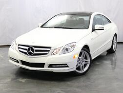 2012_Mercedes-Benz_E-Class_E 350 Coupe With Low miles_ Addison IL