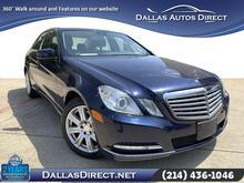 2012_Mercedes-Benz_E-Class_E 350 Luxury_ Carrollton  TX