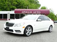 2012 Mercedes-Benz E-Class E 350 Luxury Cumberland RI