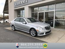 2012_Mercedes-Benz_E-Class_E 350 Luxury_ Greenville SC