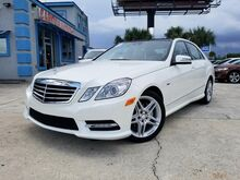 2012_Mercedes-Benz_E-Class_E 350 Luxury_ Jacksonville FL