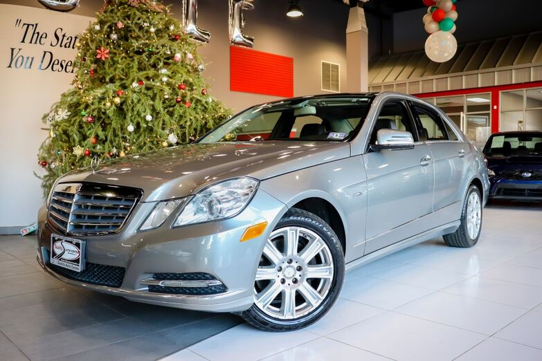 2012 Mercedes-Benz E-Class E 350 Luxury Springfield NJ