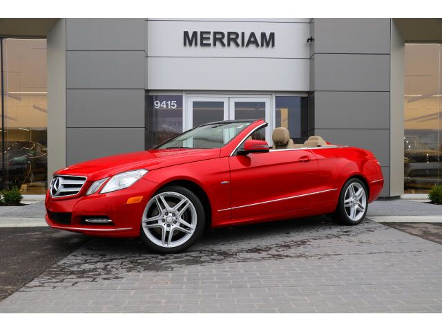 2012 Mercedes-Benz E-Class E 350 Merriam KS