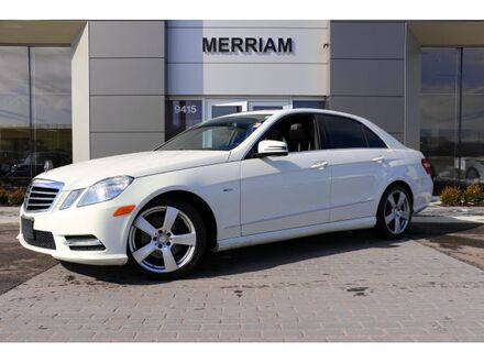 2012_Mercedes-Benz_E-Class_E 350 Sport 4MATIC®_ Merriam KS