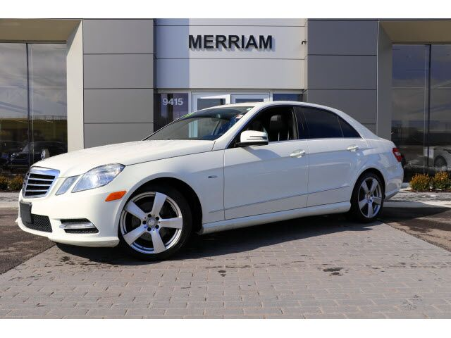 2012 Mercedes-Benz E-Class E 350 Sport 4MATIC® Kansas City KS