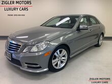2012_Mercedes-Benz_E-Class_E 350 Sport BlueTEC Blind Spot Lane Dep Backup Camera_ Addison TX