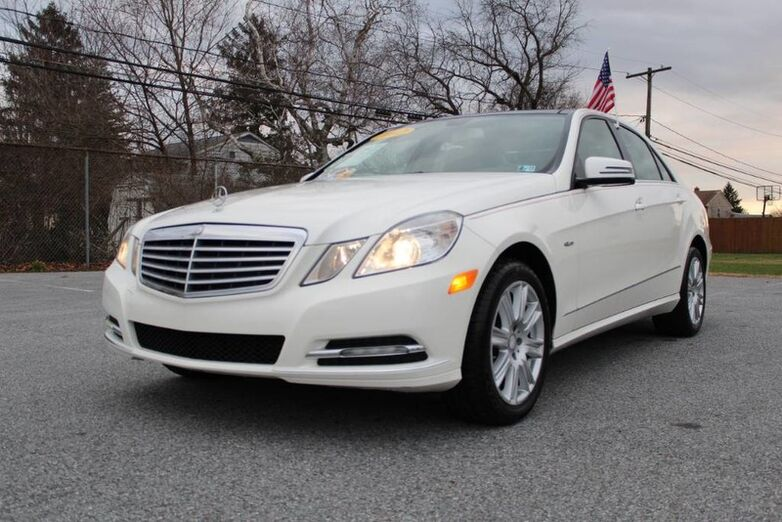 2012 Mercedes-Benz E-Class E 350 Sport BlueTEC New Castle DE