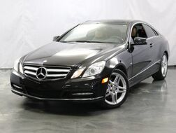 2012_Mercedes-Benz_E-Class_E 350 Sport Coupe / Designo Paint and Interior / 3.5L V6 Engine / RWD / Panoramic Sunroof / Navigation / Bluetooth / Harman Kardon Premium Sound System / Rear View Camera_ Addison IL