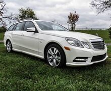 2012_Mercedes-Benz_E-Class_E 350_ Lexington KY