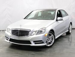 2012_Mercedes-Benz_E-Class_E 550 Sport 4Matic AWD With Premium II Pkg/ Panoramic Roof/ keyless go / distronic plus/ Xenon Lights_ Addison IL