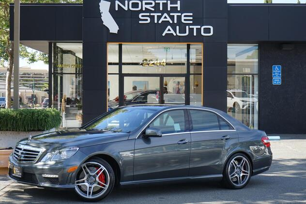 2012_Mercedes-Benz_E-Class_E 63 AMG_ Walnut Creek CA