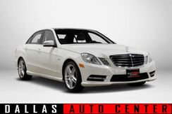 2012_Mercedes-Benz_E-Class_E350 4MATIC Sedan_ Carrollton TX