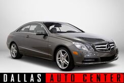 2012_Mercedes-Benz_E-Class_E350 Coupe_ Carrollton TX