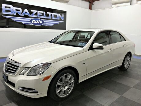 2012 Mercedes-Benz E-Class E350 Luxury, Premium 2 Pkg, Driver Assist Pkg, LOW MILES Houston TX