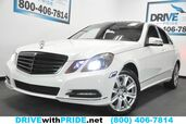 2012 Mercedes-Benz E-Class E350 SPORT 4MATIC AWD P1 HARMAN NAV REAR CAM HEATED STS REAR SHADE SUNROOF