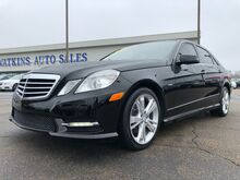 2012_Mercedes-Benz_E-Class_E350 Sedan_ Jackson MS