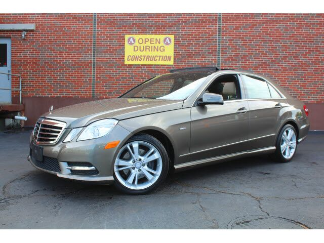 2012 Mercedes-Benz E E 350 Sport 4MATIC® Kansas City KS
