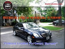 Mercedes-Benz E350 4MATIC Sport w/ Premium Pkg 2012