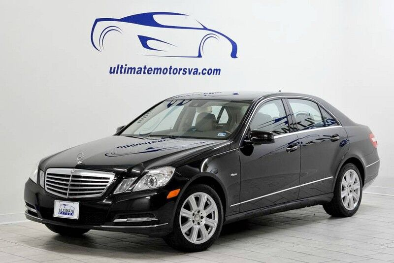 2012 Mercedes-Benz E350 4Matic- Luxury Pkg Midlothian VA
