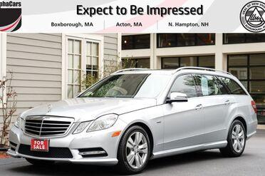2012_Mercedes-Benz_E350_4Matic AMG Sport 7-Passenger Wagon_ Boxborough MA