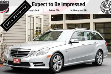2012_Mercedes-Benz_E350_4Matic AMG Sport 7-Passenger Wagon_ Boxborough MA