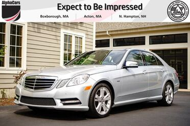 2012_Mercedes-Benz_E350_4Matic AMG Sport_ Boxborough MA