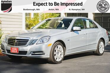 2012_Mercedes-Benz_E350_4Matic_ Boxborough MA